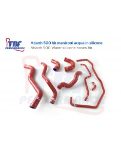 Abarth 500 water silicone...