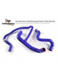 Punto 1.2 sporting water hoses