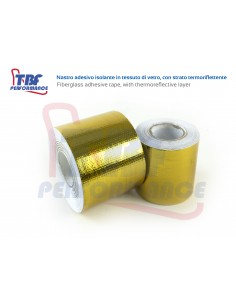 Gold Thermo reflective tape