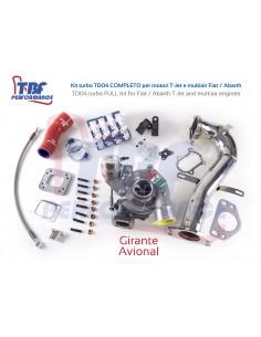 TD04 Avional turbo FULL kit...