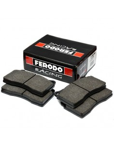 Front DS2500 pads Abarth...