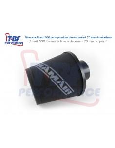 Ramair JS-105-BK filter 70 mm