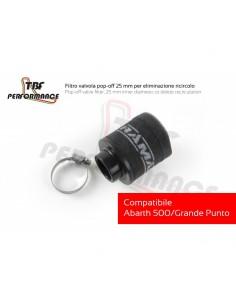 Filtro Pop Off Ramair 25 mm