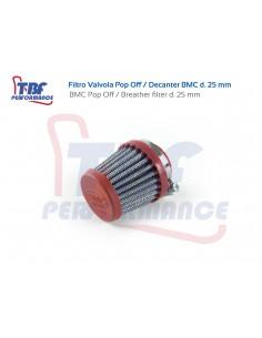 Filtro Pop Off BMC 25 mm