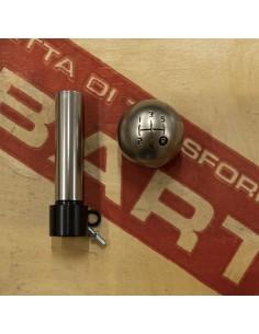Abarth 500 Aluminum Gearstick