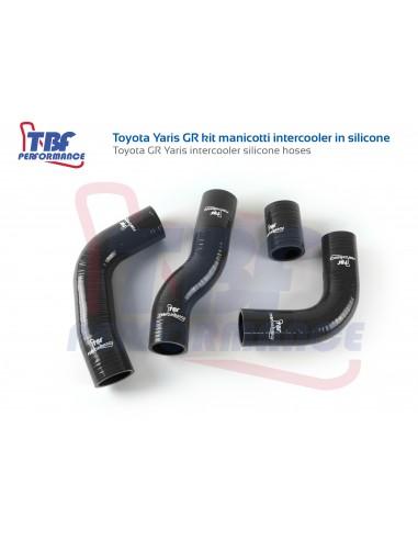 Yaris GR intercooler hoses kit