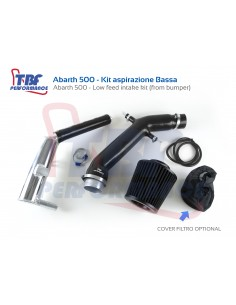 Abarth 500 Kit completo...