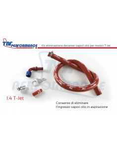 T-Jet breather delete kit