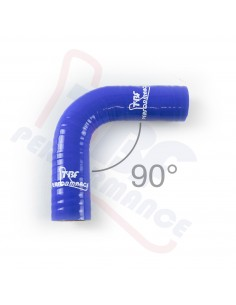 D. 25 mm 90° silicone curve