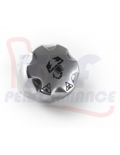 Abarth CNC water cap