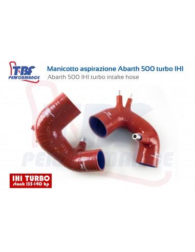 Abarth 500 IHI turbo intake hose
