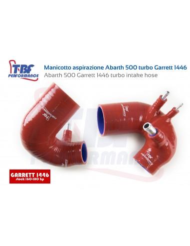 Abarth 500 Garrett 1446 turbo intake...
